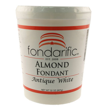 Antique White Fondarific Rolled Fondant