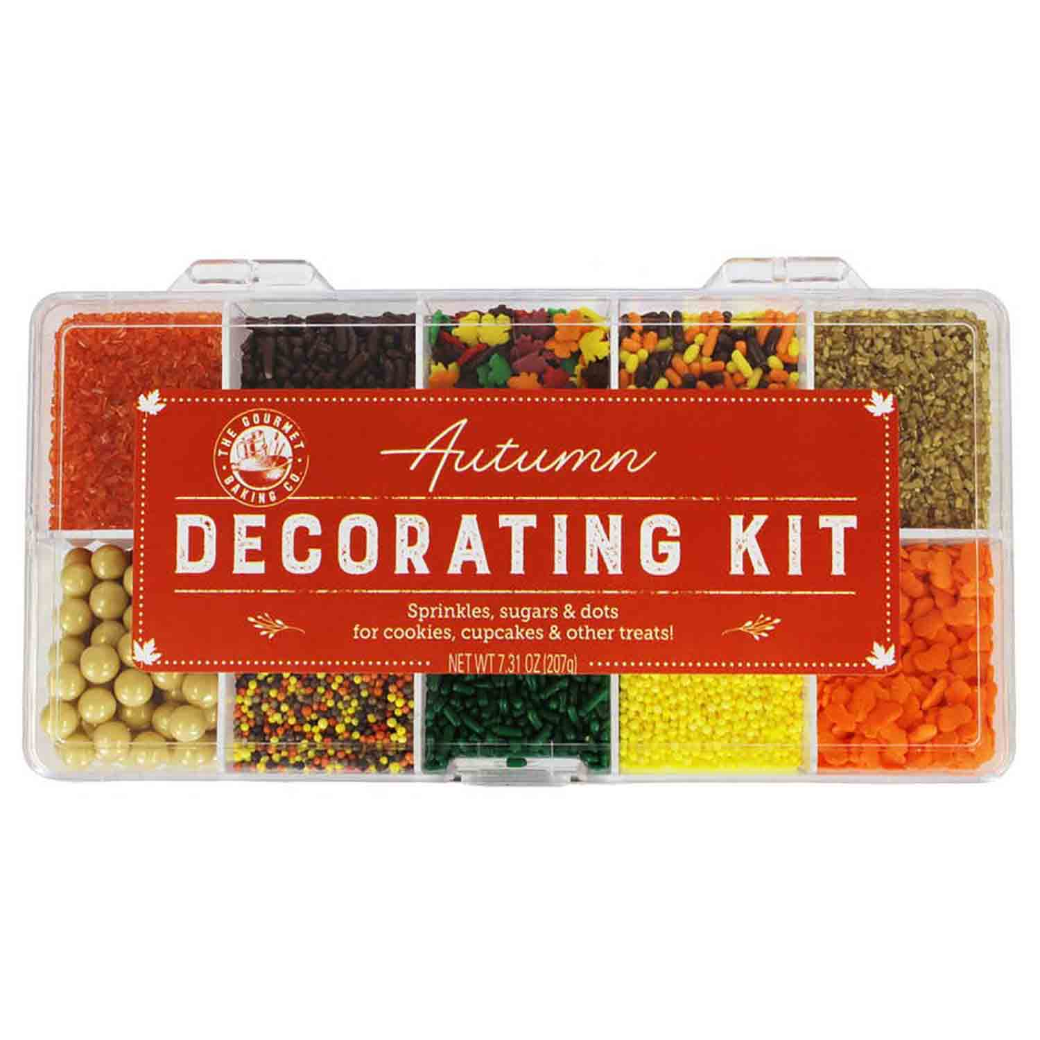 Autumn Sprinkle Decorating Kit