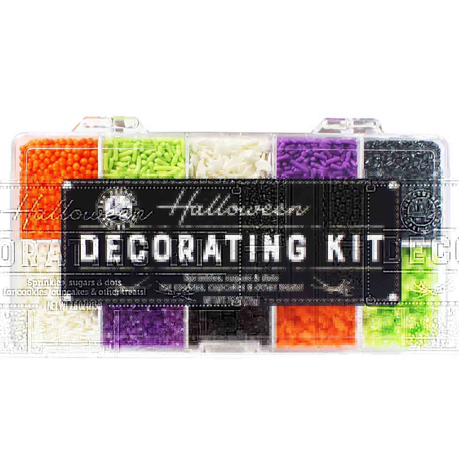 Halloween Sprinkle Decorating Kit