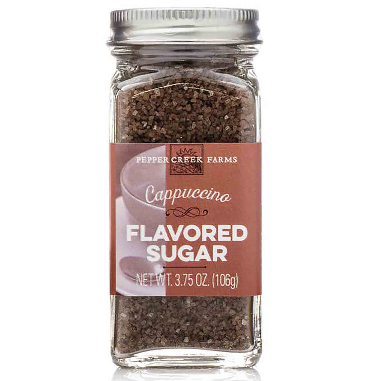 Cappuccino Flavored Sugar