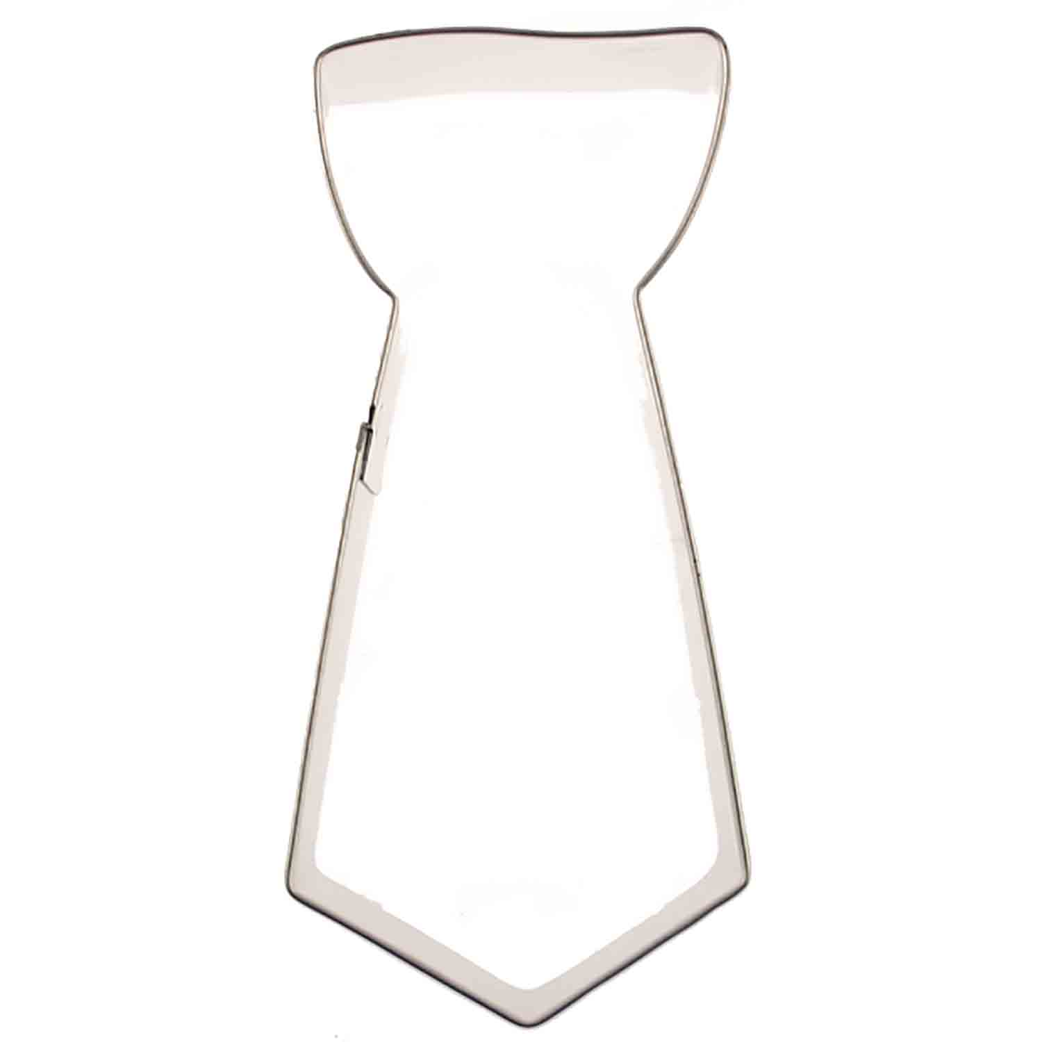 Necktie Cookie Cutter
