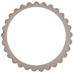 Crinkled Round Cookie Cutter