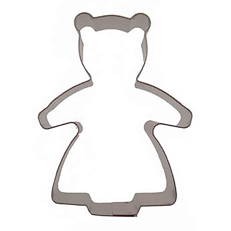 Mama Bear Cookie Cutter
