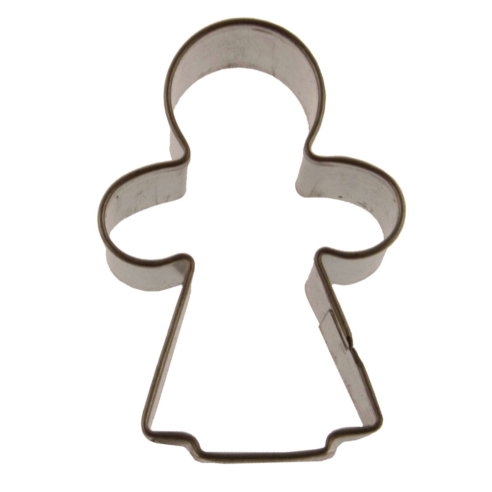 Mini Gingerbread Girl Cookie Cutter