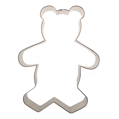 Papa Bear Cookie Cutter