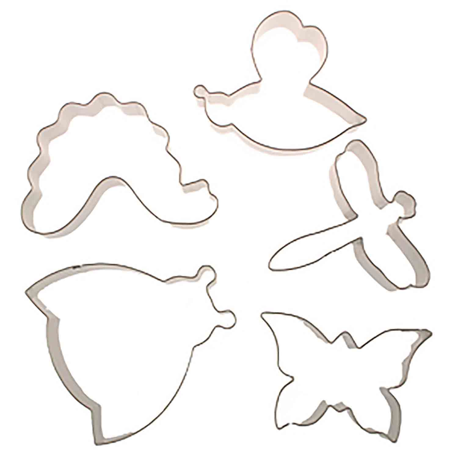 Insects Cookie Cutter Set