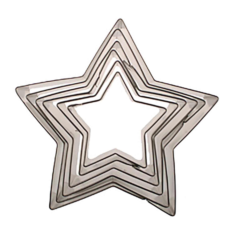 Star Cookie Cutter Set