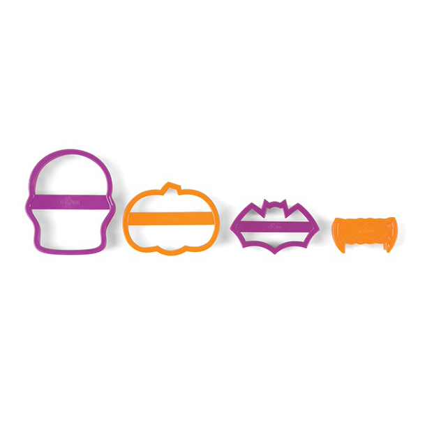 Nesting Halloween Cookie Cutter Set