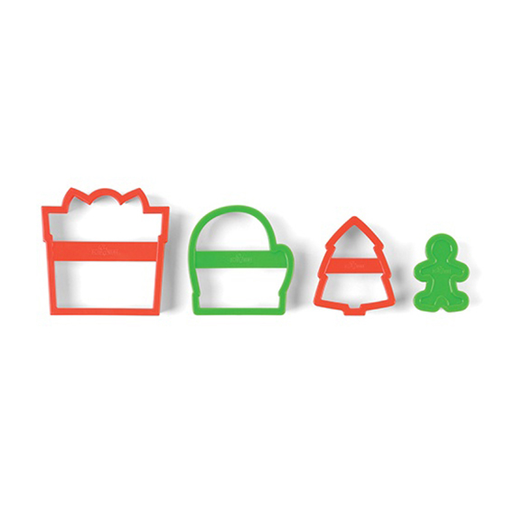 Nesting Present Cookie Cutter Set