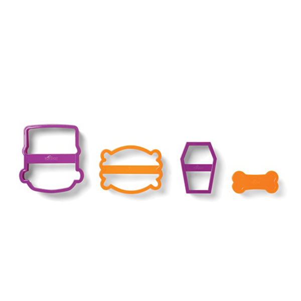 Nesting Frankenstein Cookie Cutter Set