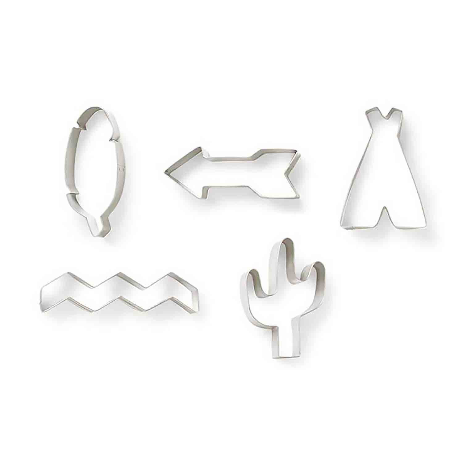 Southwest Cookie Cutter Set