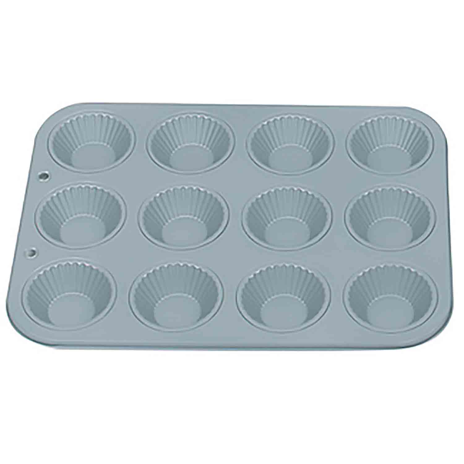 Bite-Size Ribbed Tart Pan