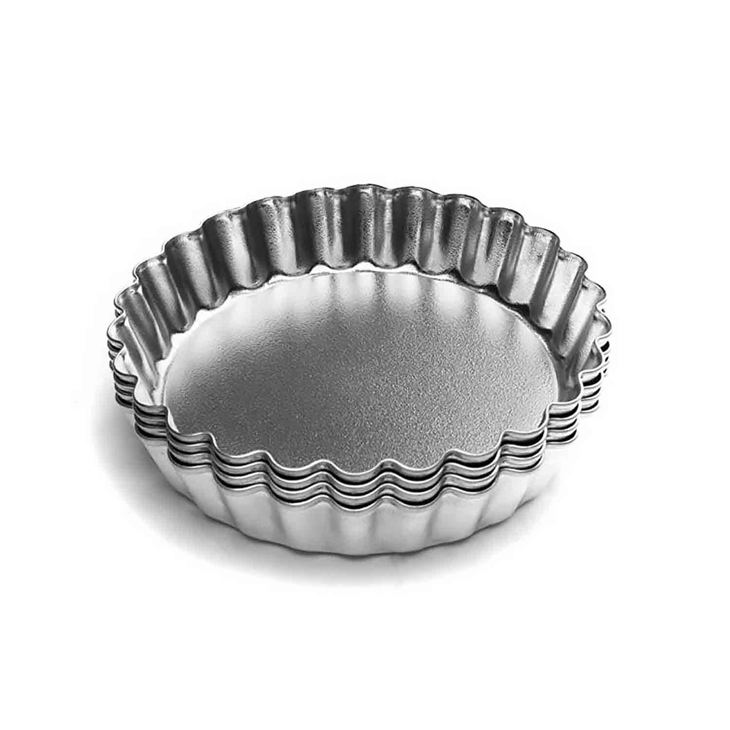 "4"" Tartlet Pan Set"