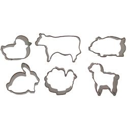 Cookie Cutter Set-Farm Animals