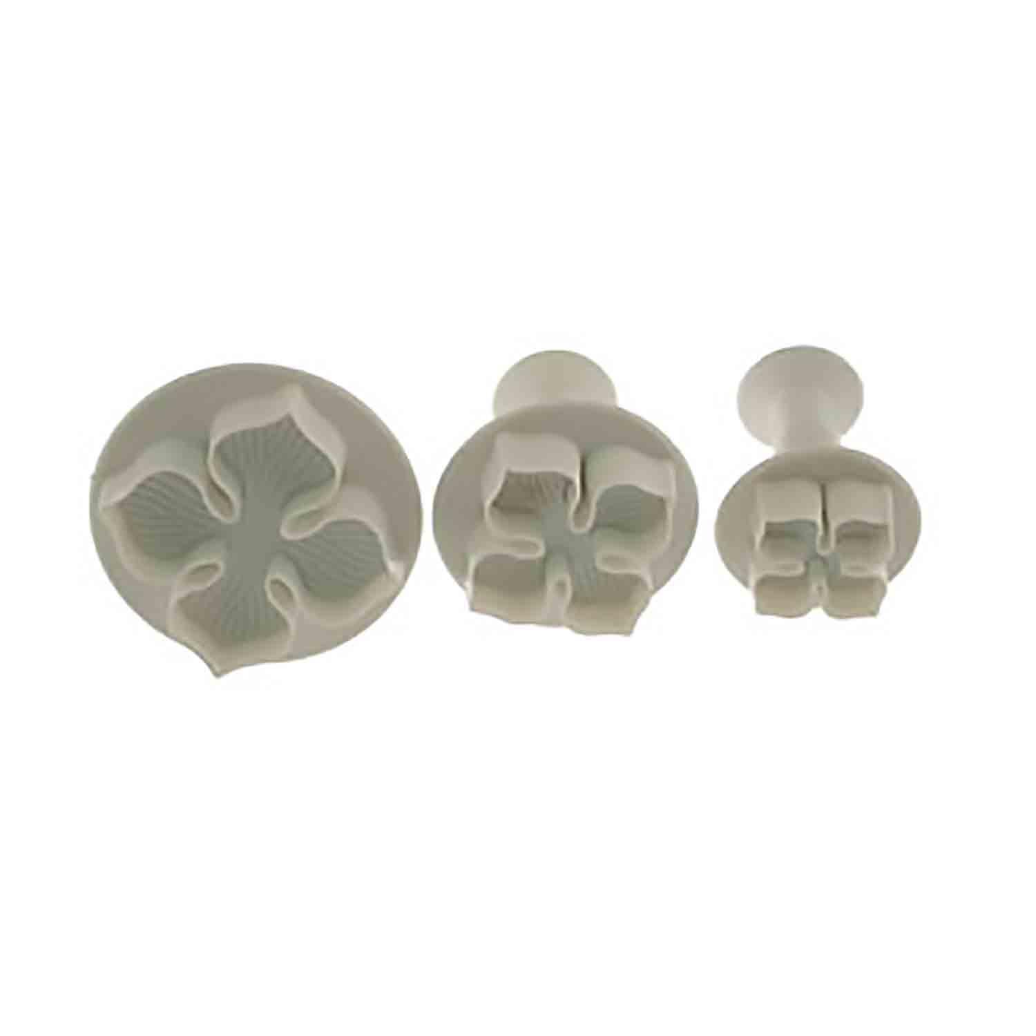 Laurustinus Plunger Cutter Set