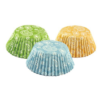 Paisley Standard Baking Cups