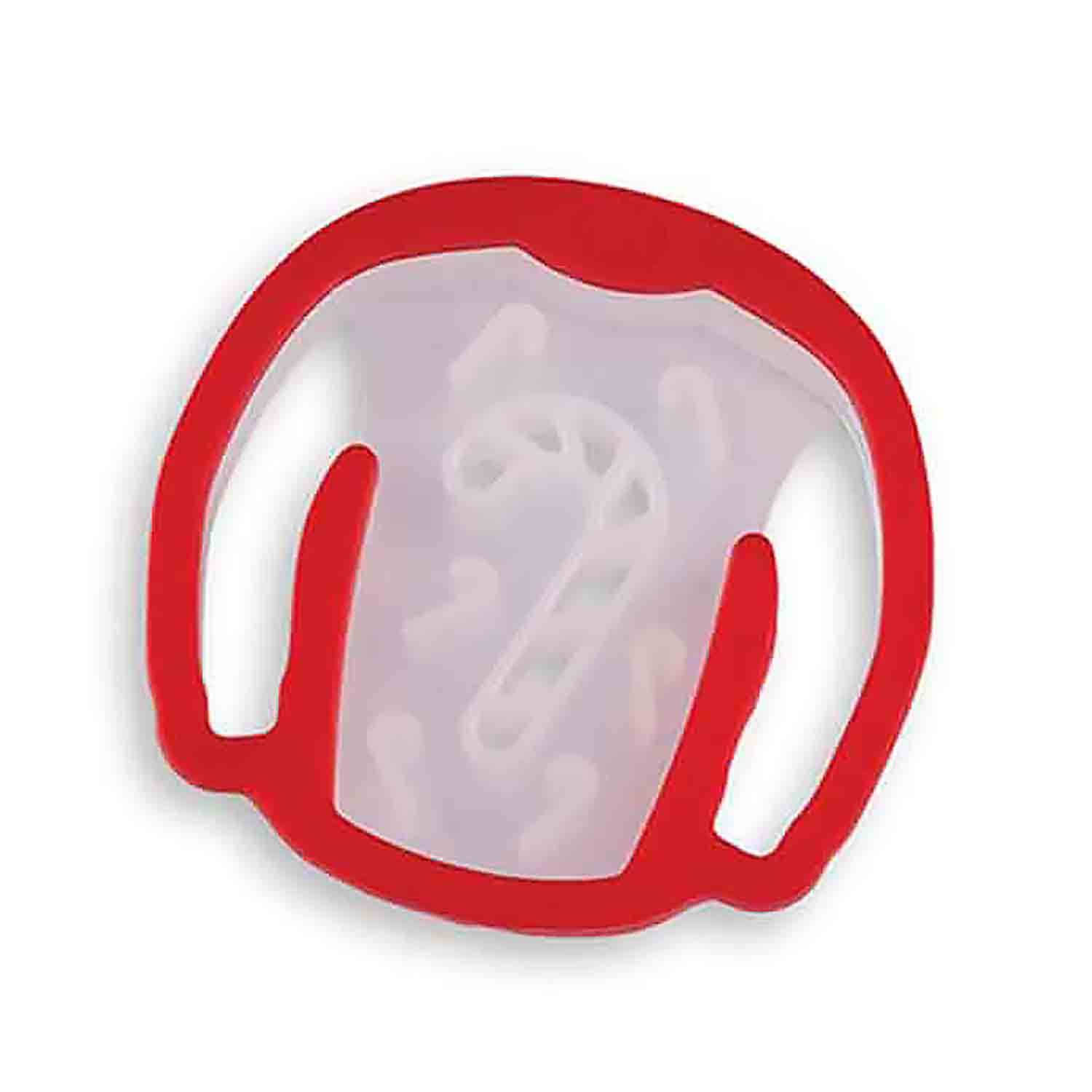 Candy Cane Ugly Sweater Cookie Cutter Stamp