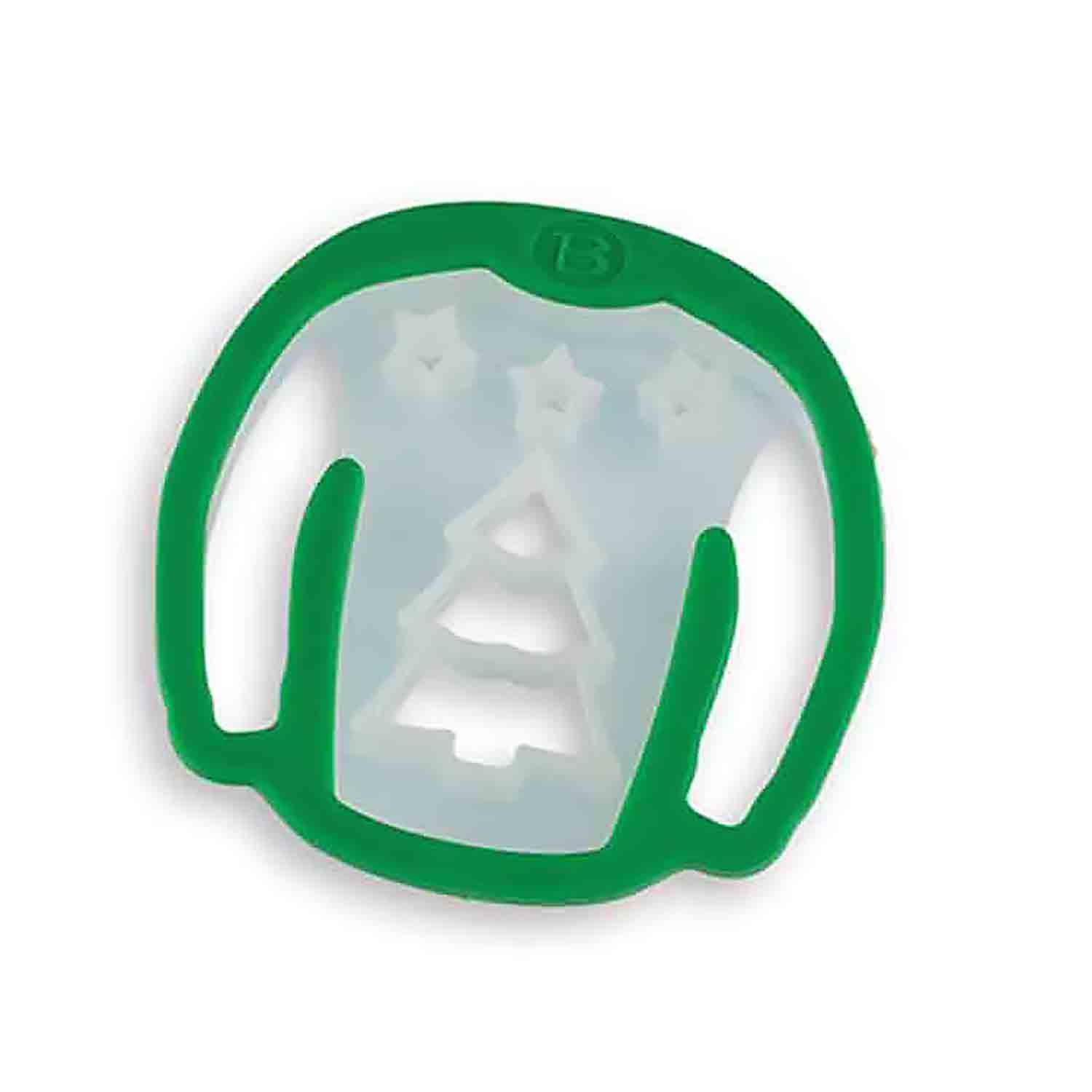 Christmas Tree Ugly Sweater Cookie Cutter Stamp