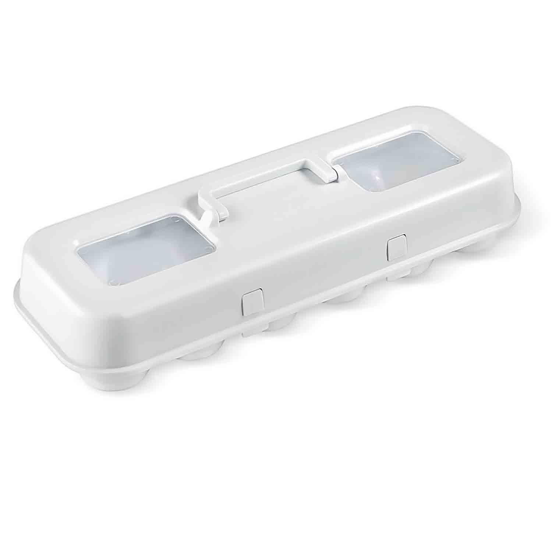 White Cupcake Egg Carton Carrier