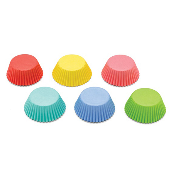 Rainbow Assortment Standard Baking Cups