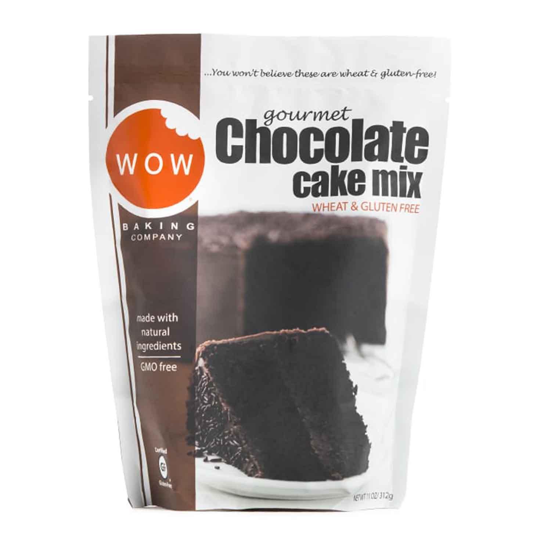 Gluten-Free Chocolate Cake Mix