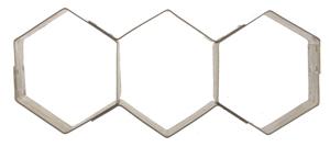 Geraldine's Marker - Hexacomb Quilt