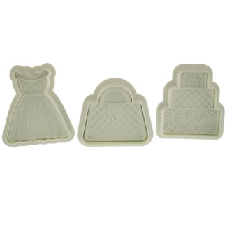 Bridal Plunger Cutter Set
