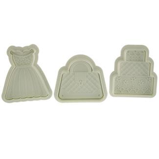 Bridal Plunger Cutter Set