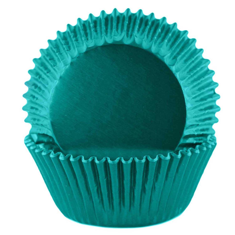 Aqua Foil Standard Baking Cups