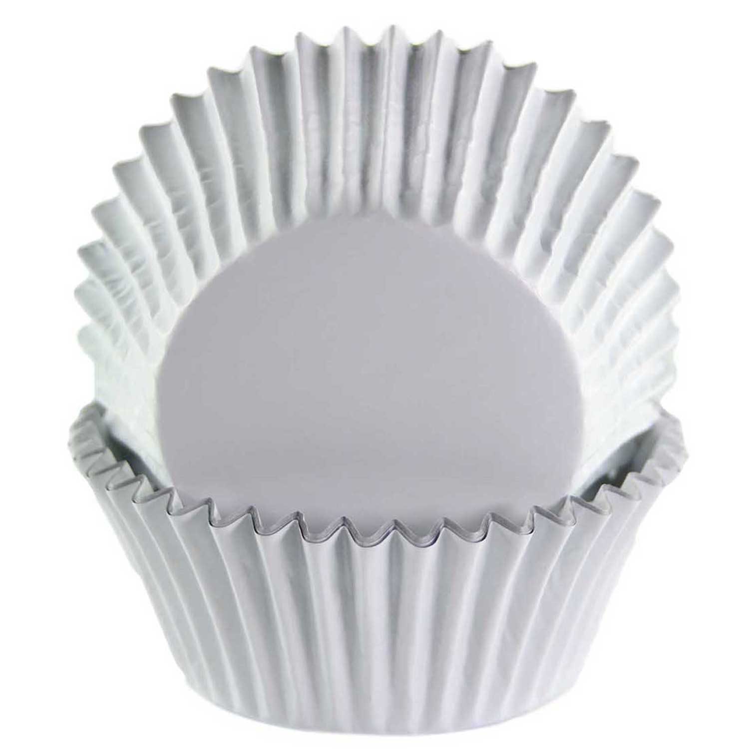 White Foil Standard Baking Cups