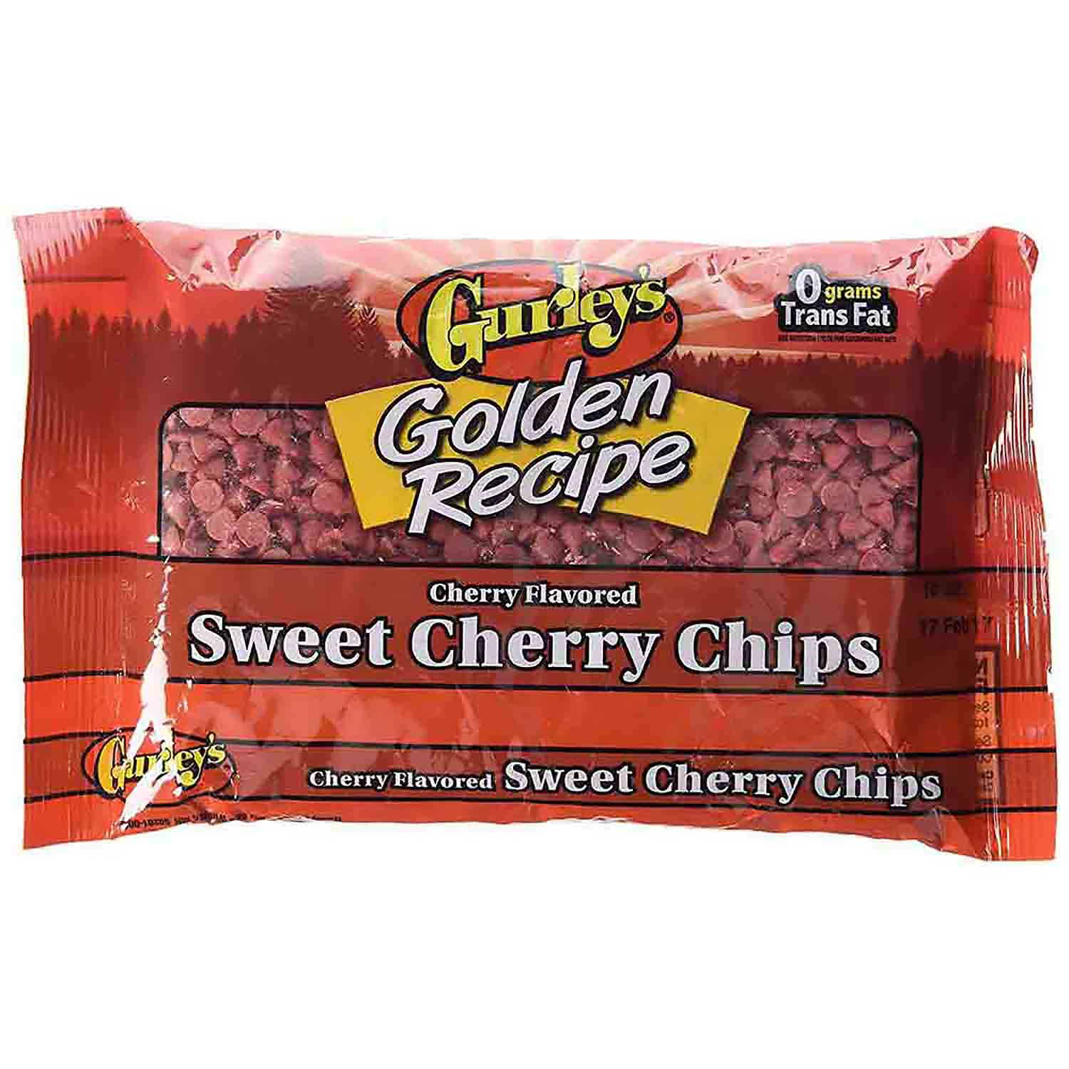 Sweet Cherry Chips