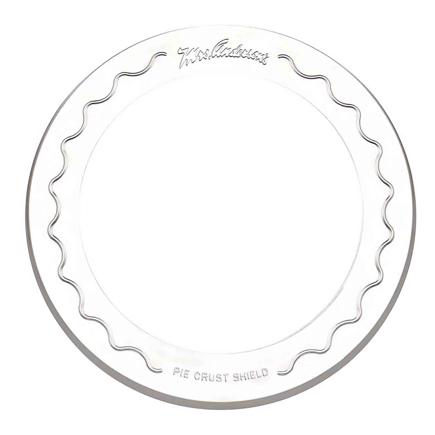"Pie Crust Shields-9 1/2""-10"""