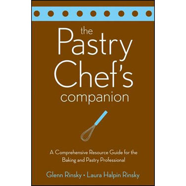 Rinsky & Rinsky - The Pastry Chef's Companion Book