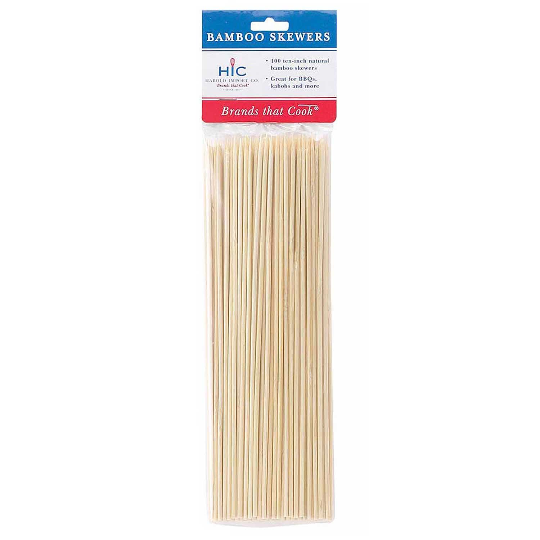 """10"""" Bamboo Skewers"""