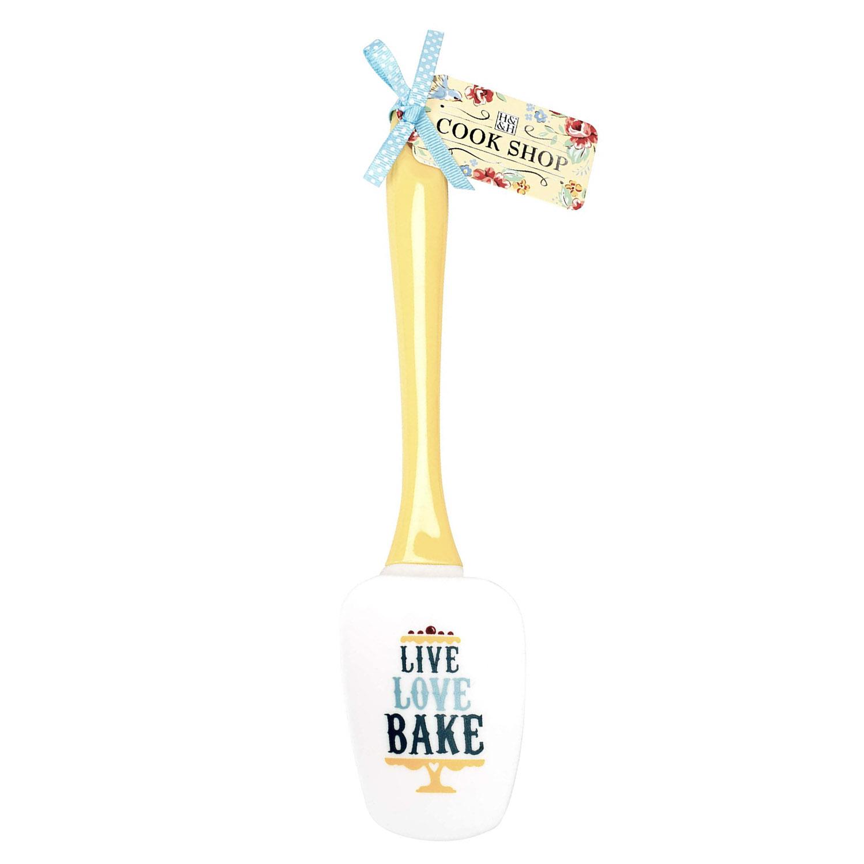 Live Love Bake Spatula