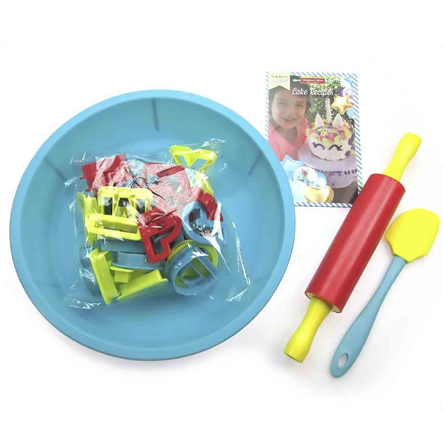 Birthday Cake Baking Set