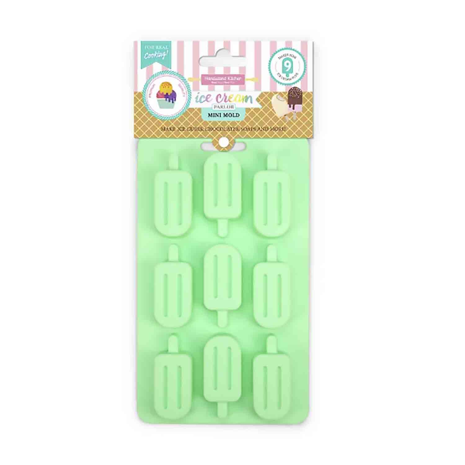 Mini Popsicle Cupcake Mold