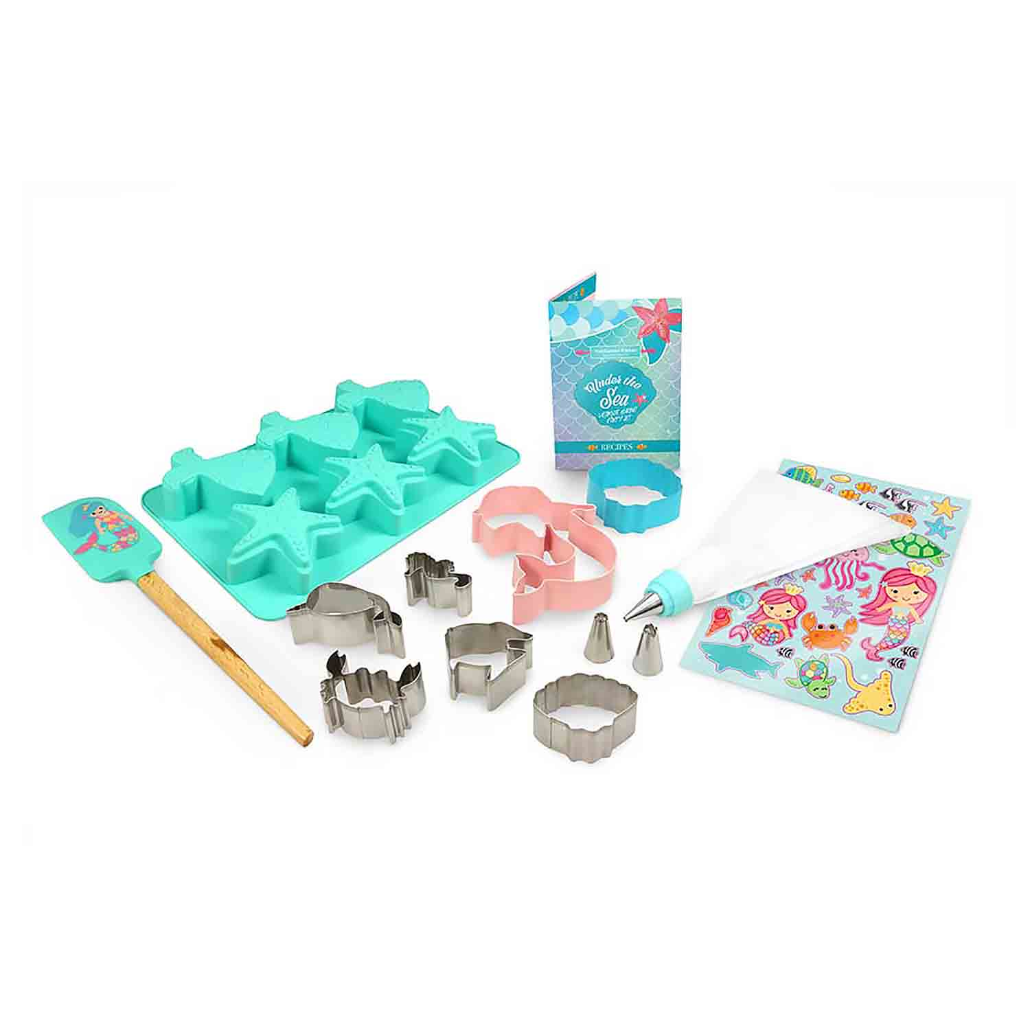 Under the Sea Baking Set