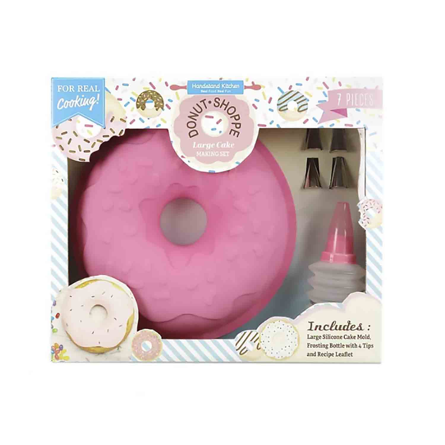 Donut Shoppe Cake Baking Set