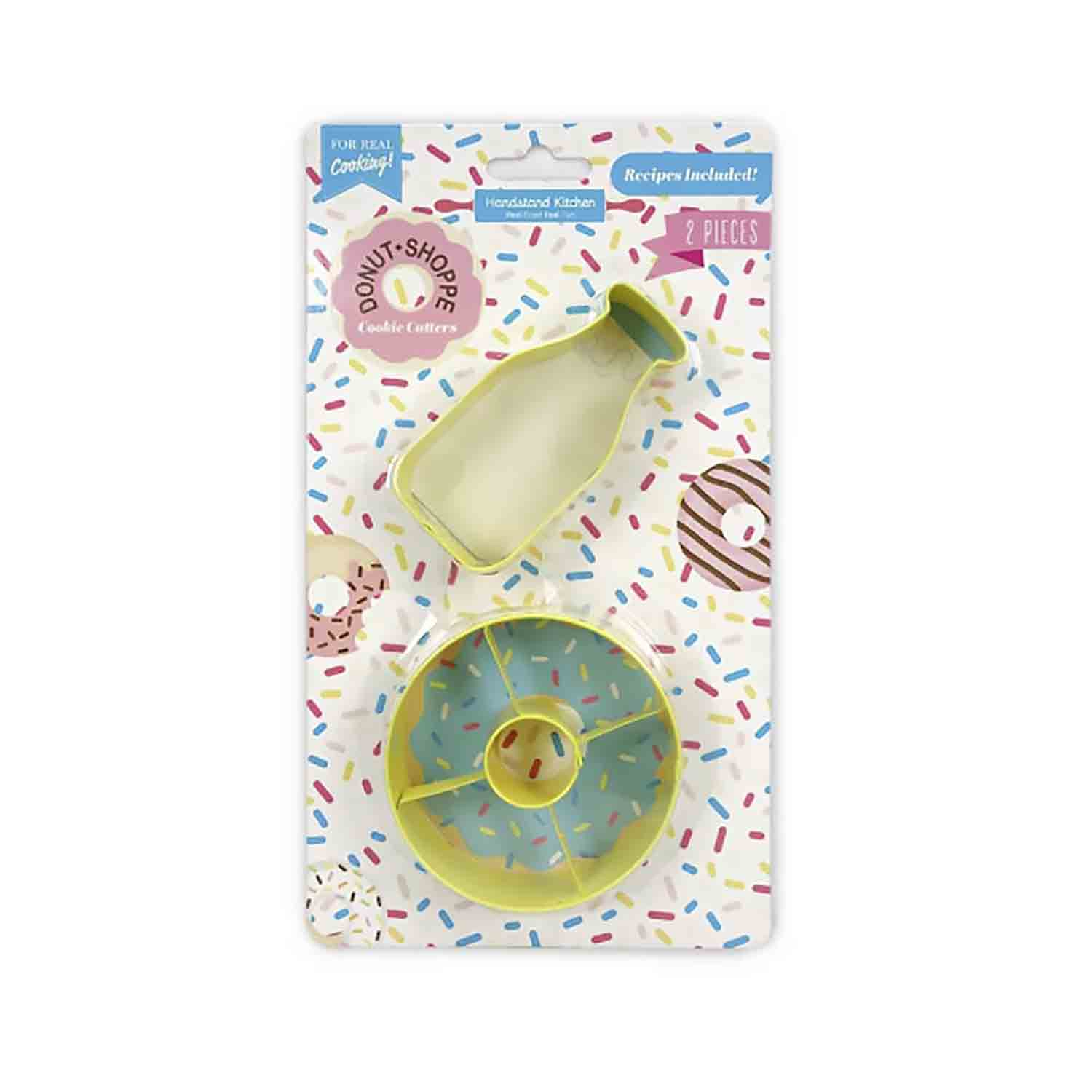 Donut Shoppe Cutter Set