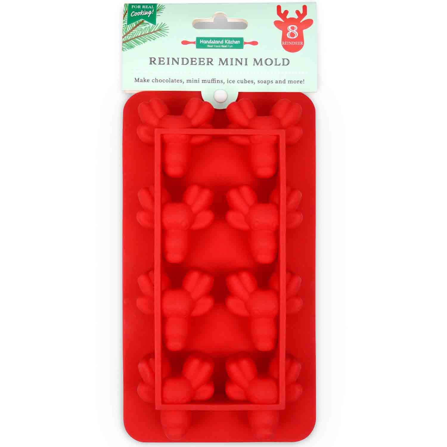 Reindeer Candy Mold