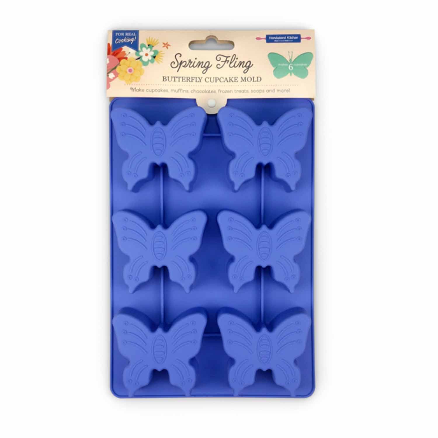 Spring Butterfly Baking Mold