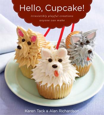 Tack & Richardson - Hello, Cupcake! Book