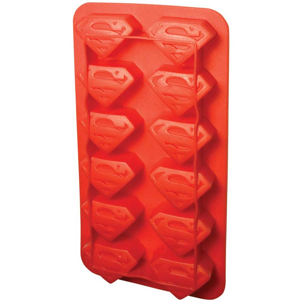 Superman Ice Cube Mold