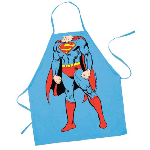 Kids' Superman Character Apron