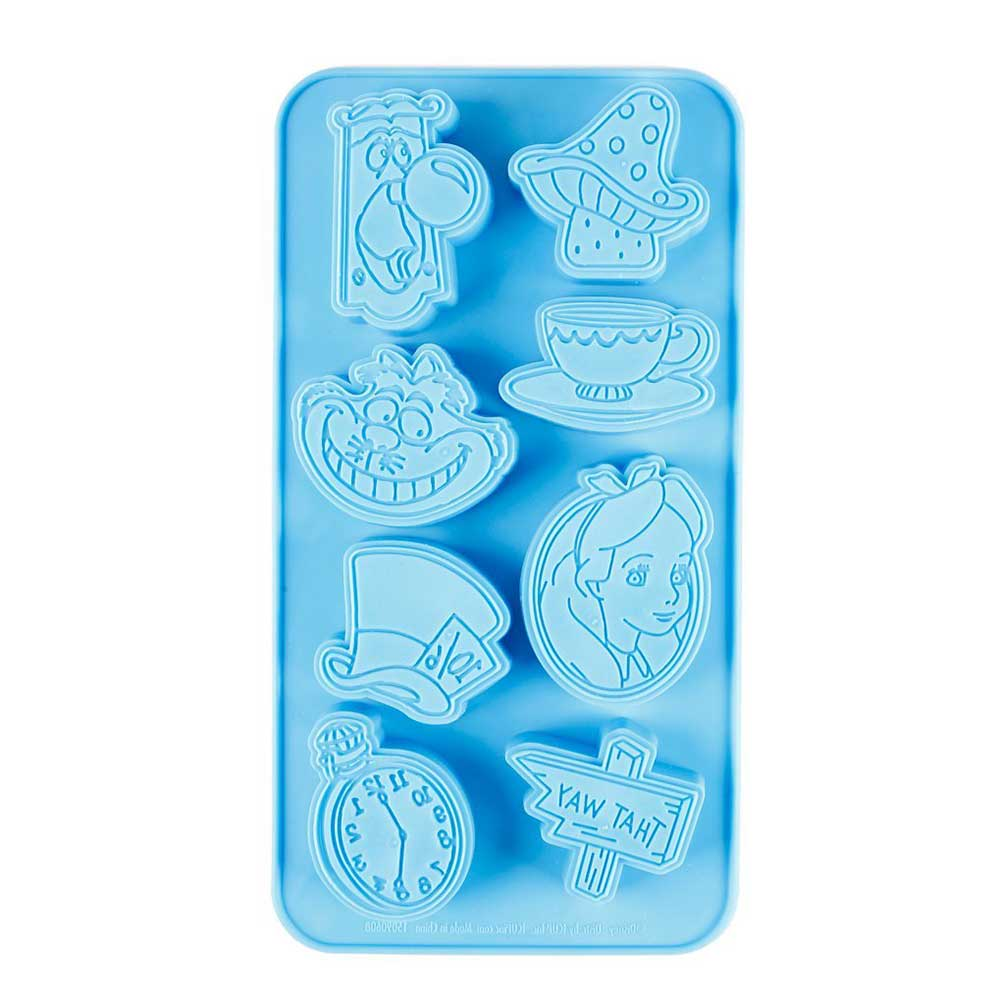 Alice in Wonderland Ice Cube Mold