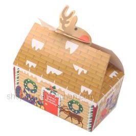 2 pc. Santa's Workshop Candy Box
