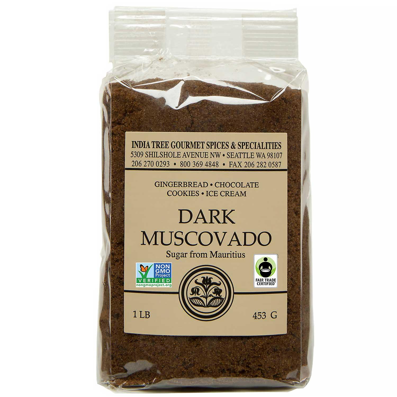 Sugar-Dark Muscovado