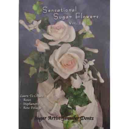 Dontz - Sensational Sugar Flowers DVD