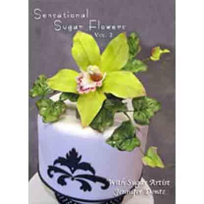 Dontz - Sensational Sugar Flowers Volume 2 DVD
